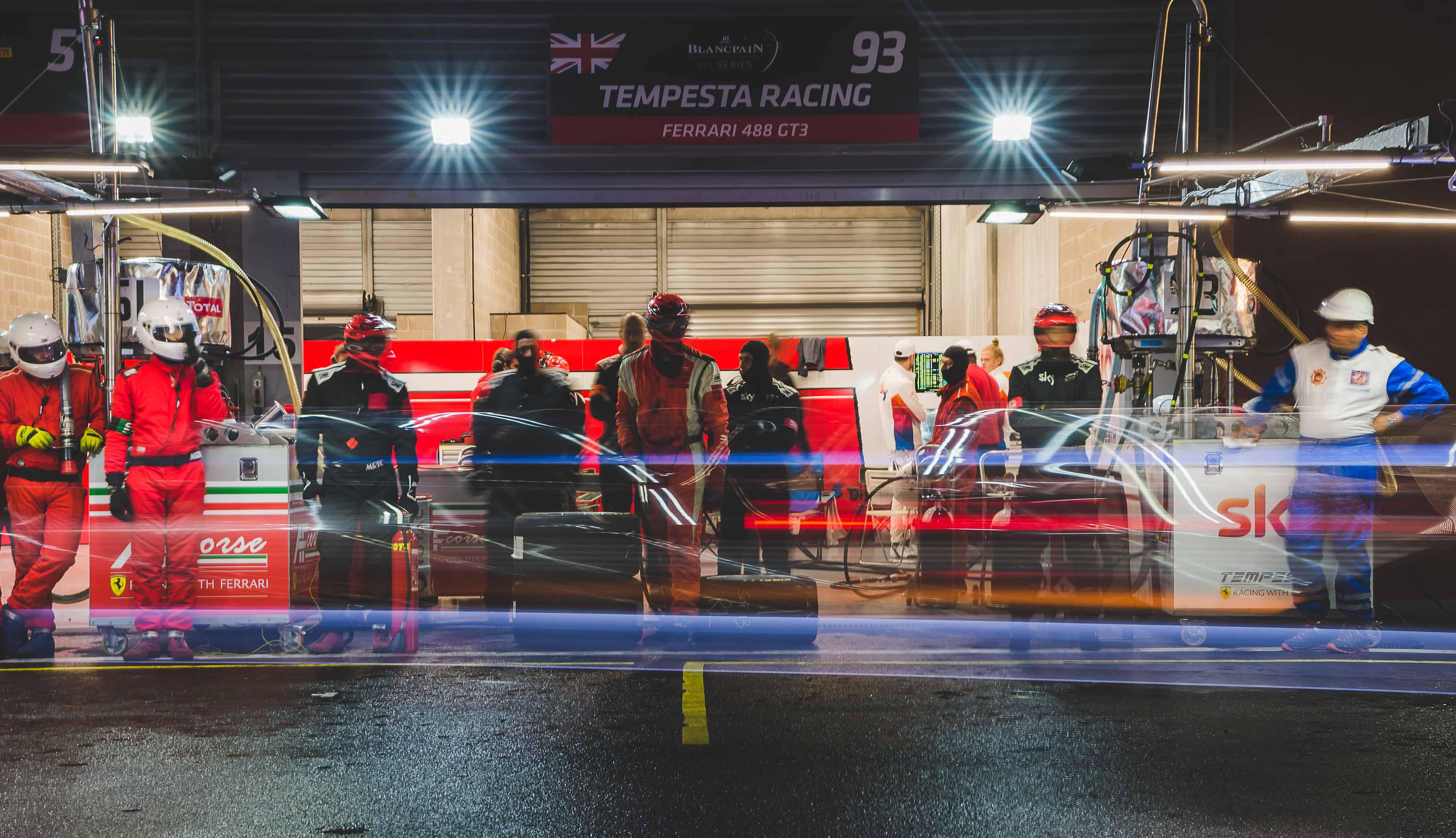 racing drivers supercar esports finale